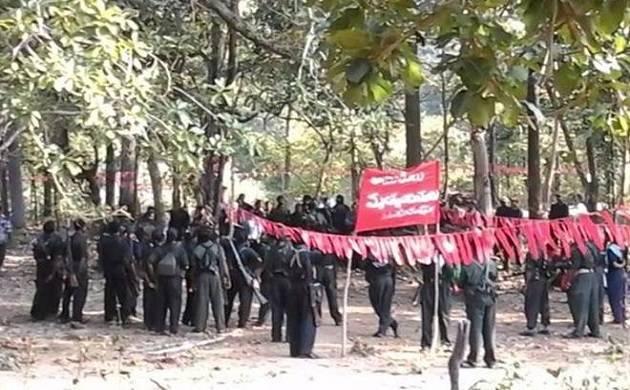 Chhattisgarh: CRPF trooper killed IED blast triggered by Maoists in Chintagufa. (File Photo)