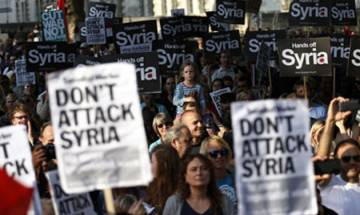 Syrian opposition agrees to send united delegation for peace talks