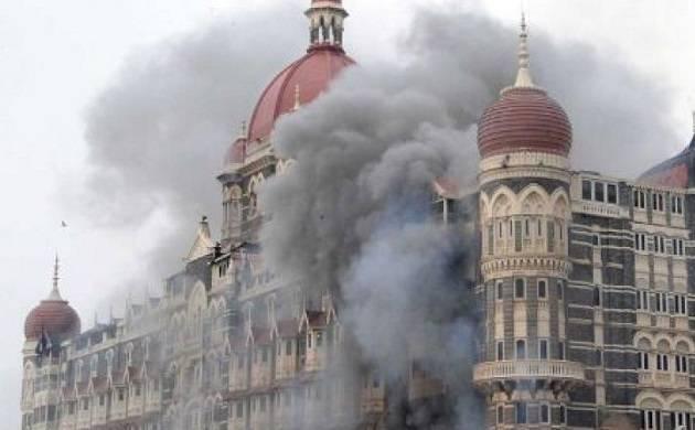 Mumbai 26/11 terror attack - File photo