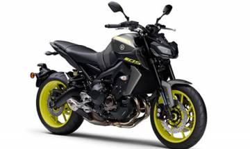 Yamaha MT-09 superbike launched in India at Rs 10.88 lakh