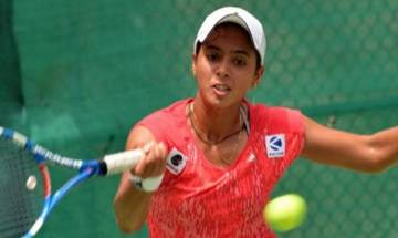 Mumbai Open: Ankita Raina goes down fighting to Amandine Hesse in quarters