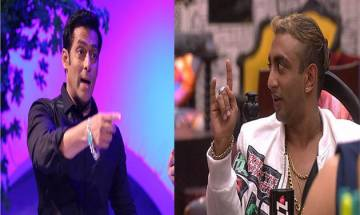 Bigg Boss 11: Salman Khan is UPSET with Akash Dadlani; walks out of show's set (watch video)