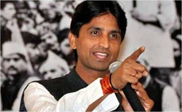 AAP has moved away from its path, says Kumar Vishwas on party's 5th anniversary (File Photo)