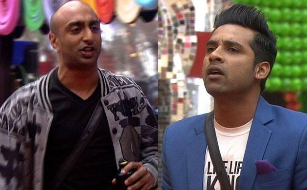 Bigg Boss 11 Highlights: Puneesh Sharma-Akash Dadlani have a major SHOWDOWN