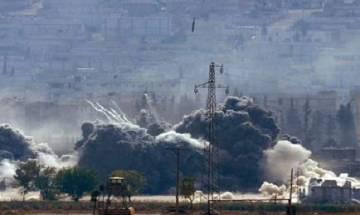 Russian strikes kill 53 civilians in Syria's Deir Ezzor: Monitor