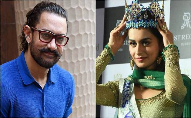 Miss World Manushi Chillar intends to work with Aamir Khan (Representational Image)
