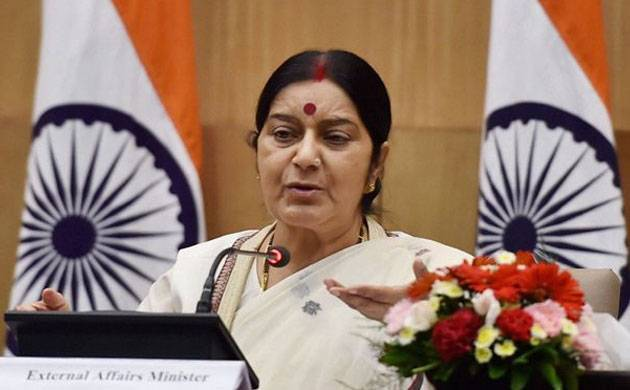 Bali volcano: Sushma Swaraj monitoring situation, Indian mission to provide assistance