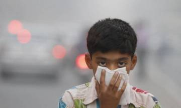 Study says every third child in Delhi has impaired lungs