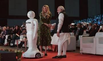 GES: Ivanka Trump praises Modi, says Indian PM epitomises transformational change