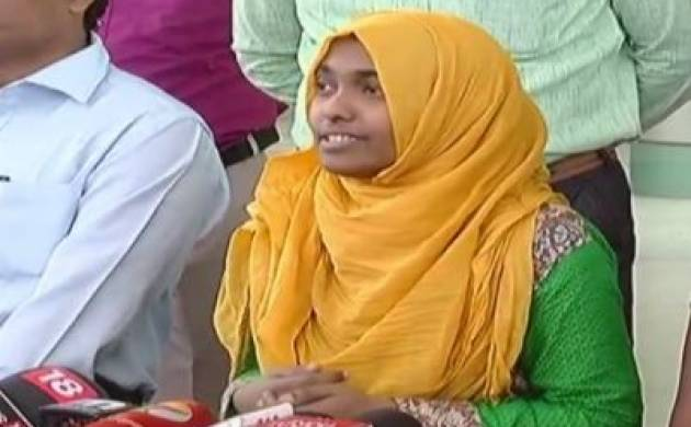 Hadiya says she is still not free, allow me to talk to people I like