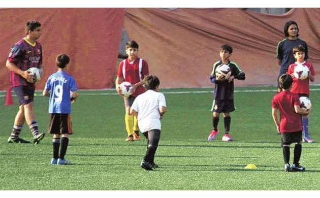 New football club launched in Mumbai (File Photo)