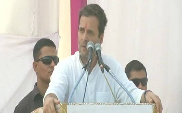 Rahul Gandhi launches Twitter tirade against Modi, asks where are 50 lakh houses you promised (File Photo)