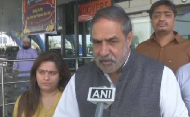 Anand Sharma slams Modi, says PM 'belittled his position by attending Ivanka Trump's event'