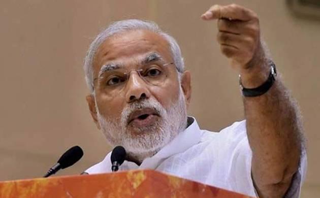 Prime Minister Narendra Modi - File photo