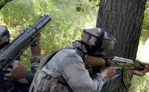 Over 200 militants killed in J&K in 2017, says DGP Vaid (File Photo)