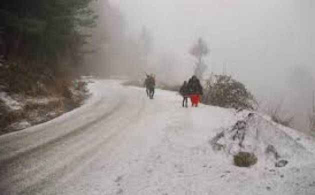Shimla witnesses spells of snowfall during winters (File Photo)
