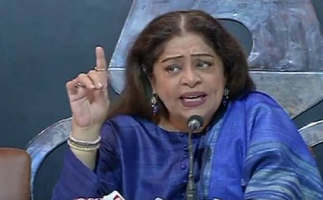 BJP MP Kirron Kher holds Chandigarh victim responsible for rape (ANI Image)