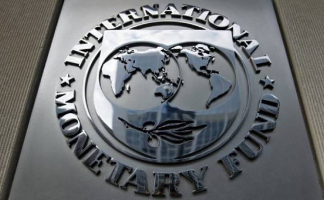 IMF to update its growth rate forecast for India in January (Source: PTI)