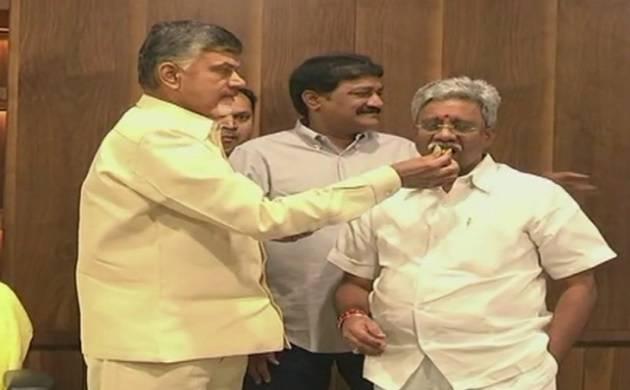 Andhra Pradesh assembly approves Kapu reservation bill (ANI Photo)
