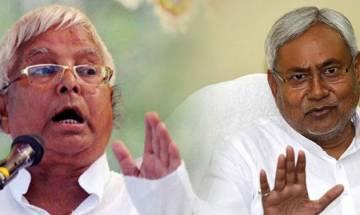 RJD supremo Lalu Prasad Yadav lambasts Nitish Kumar, compares him to 'chameleon'