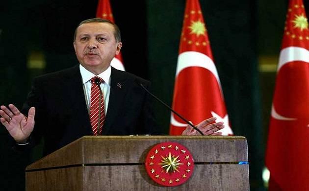 President of Turkey Recep Tayyip Erdogan (Courtesy: PTI file)