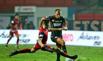 Jamshedpur FC and defending champions ATK's ISL match ends in goalless draw