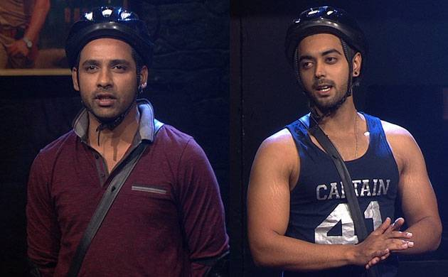 Bigg Boss 11: Luv Tyagi, Puneesh Sharma gets into a physical fight in front of Salman Khan (watch video)