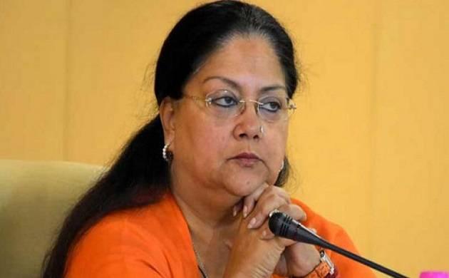Rajasthan Chief Minister Vasundhara Raje (Source: PTI file)