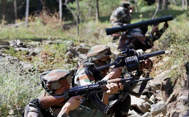 Highest ceasefire violations by Pakistan along International Border, LoC in 7 years