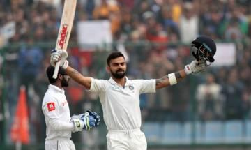 India vs Sri Lanka, 3rd Test: Virat Kohli becomes first captain to score six double ton