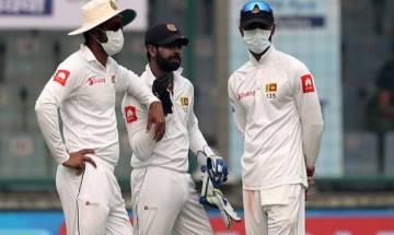 Ind Vs SL, 3rd Test: Sri Lanka 131 for 3 at stumps after hosts declare at 536/7