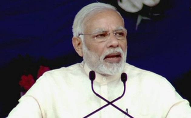 PM Modi (Pic credit - ANI)