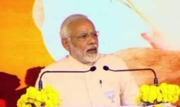 Live | Gujarat polls 2017 | PM Modi in Valsad: I congratulate the Congress on their 'Aurangzeb Raj'