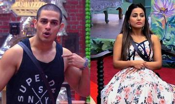 Bigg Boss 11 Highlights Episode 65 Day 64 : Priyank Sharma apologises to Hina Khan; Shilpa Shinde-Akash Dadlani NOMINATED