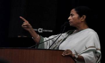 Ashamed at seeing Sri Lankan cricketers in anti-pollution masks: Mamata Banerjee