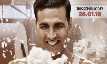Padman new poster out: 'Mad only become famous' believes Akshay Kumar