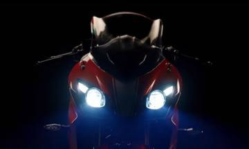 TVS Apache RR 310 teased; All you need to know about leaked specs