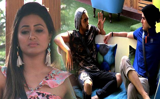 Bigg Boss 11: Priyank Sharma-Luv Tyagi IRKED with Hina Khan, pass SHOCKING comments about her