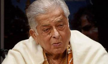 Veteran actor Shashi Kapoor dies at 79, funeral on Tuesday morning