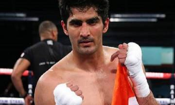 Vijender Singh to defend WBO Asia Pacific, Oriental super middleweight titles against African champion Ernest Amuzu
