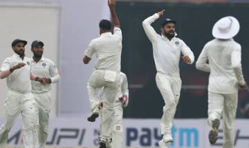 India vs Sri Lanka: Ravindra Jadeja's double strike leaves Sri Lanka in troubled waters; India aim for 9th successive Test series win