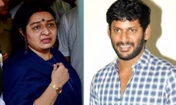 RK Nagar bypoll: Election Commission rejects nomination paper of Tamil actor Vishal Krishna again