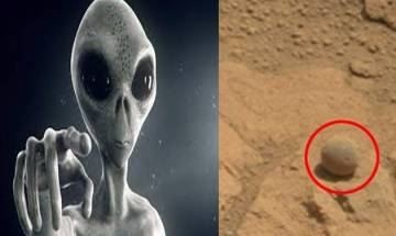 War on Mars? Mysterious cannonball proves 'alien' civility annihilated by decade-old war