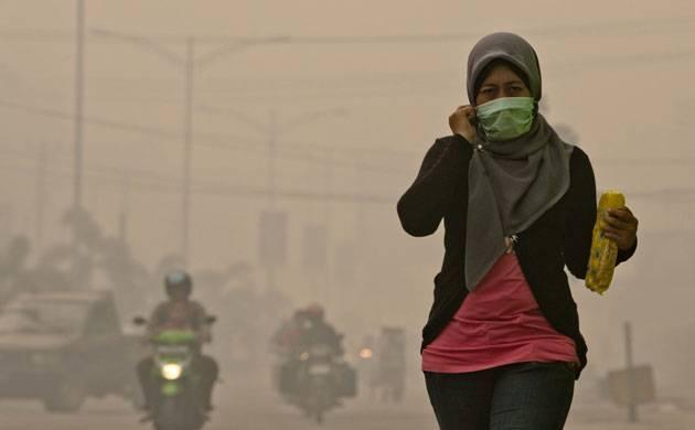 Delhi pollution: NASA predicts Cyclone Ockhi may clear smog, air pollutants in north India (File Photo)