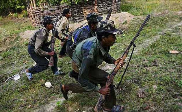 Seven naxals killed in encounter between security forces (File Photo)