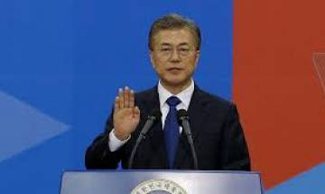 South Korean President Moon Jae-In to visit China next week