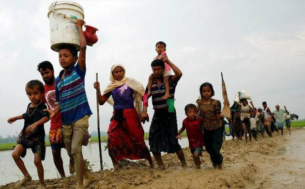 US House passes resolution on 'ethnic cleansing' of Rohingyas (File Photo)