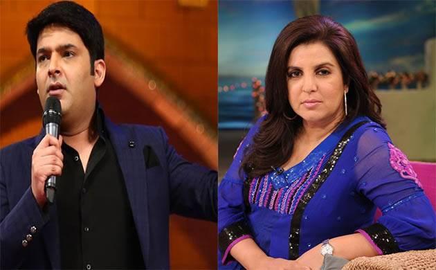 Comedian Kapil Sharma finally reacts over Farah Khan's 'Mannerless' Tweet