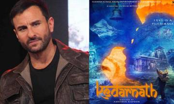 Kedarnath: Daddy Saif Ali Khan gives the BEST reaction to daughter Sara's debut