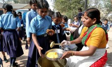 Rs 100 crore transferred to realty firm from Jharkhand's midday meal account
